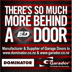 B&D Doors (NZ) Renews Commitment to Christchurch