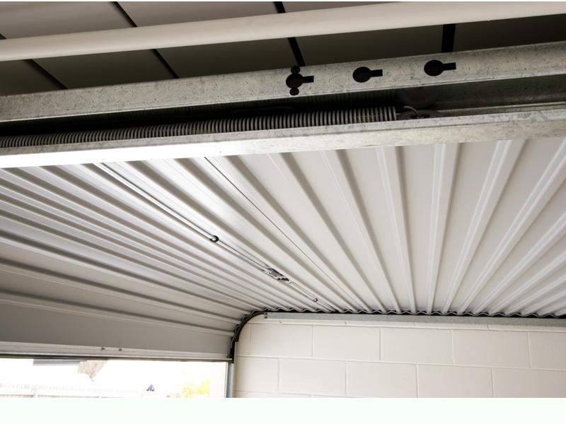 B&D Innovates with Flexible Garage Door
