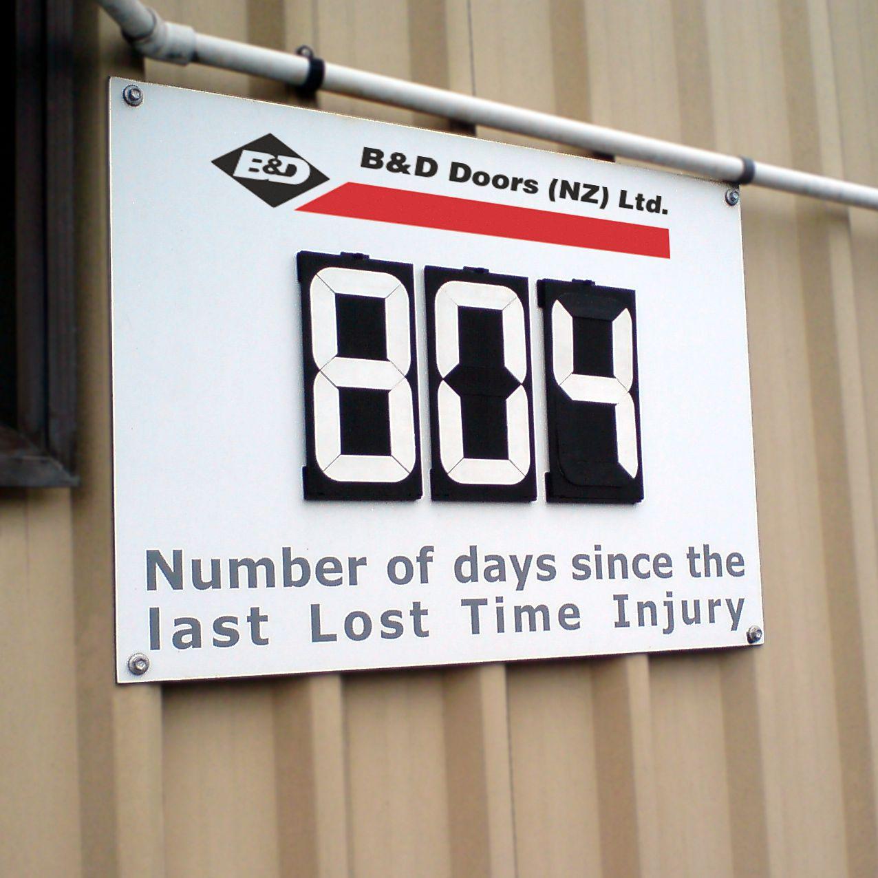 B&D Celebrates 2-Year Safety Milestone