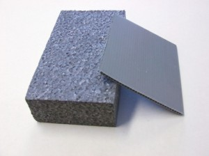 Graphite Infused EPS Insulation has the durability needed for a moving Garage Door